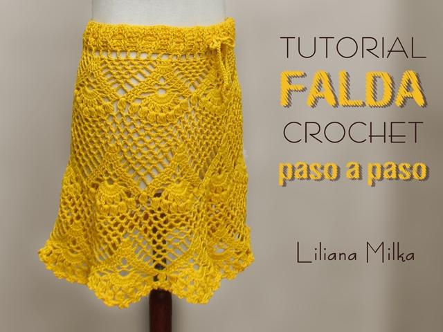 crochet mujer – Paso a Paso Crochet