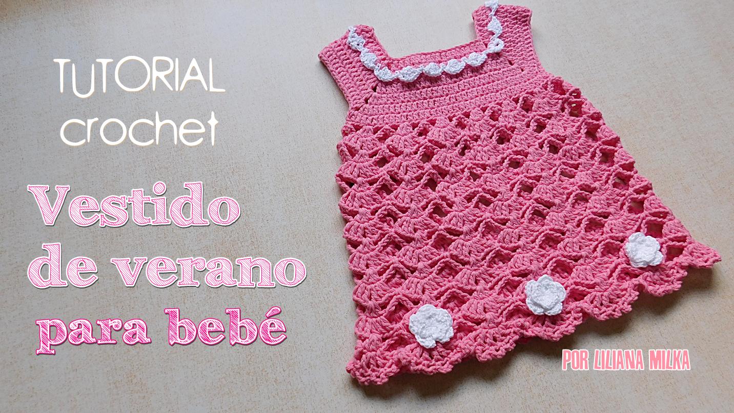 ropa bebe – Paso a Paso Crochet