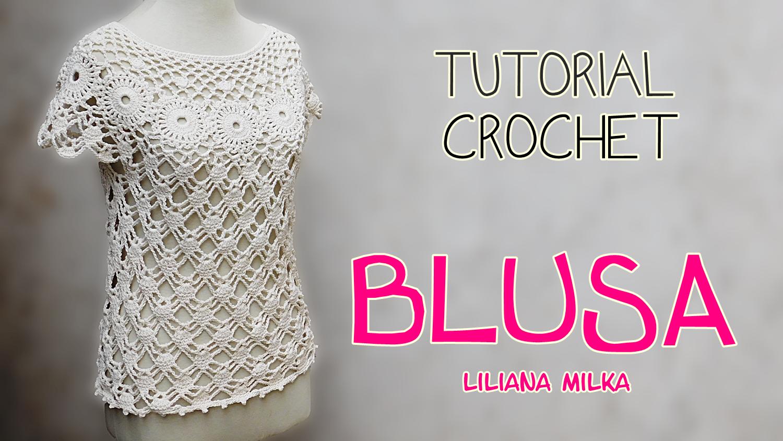 Paso a Paso Crochet – Página 6 – Tejiendo paso a paso con LILIANA MILKA